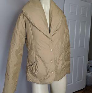 Zara - puffer style coat